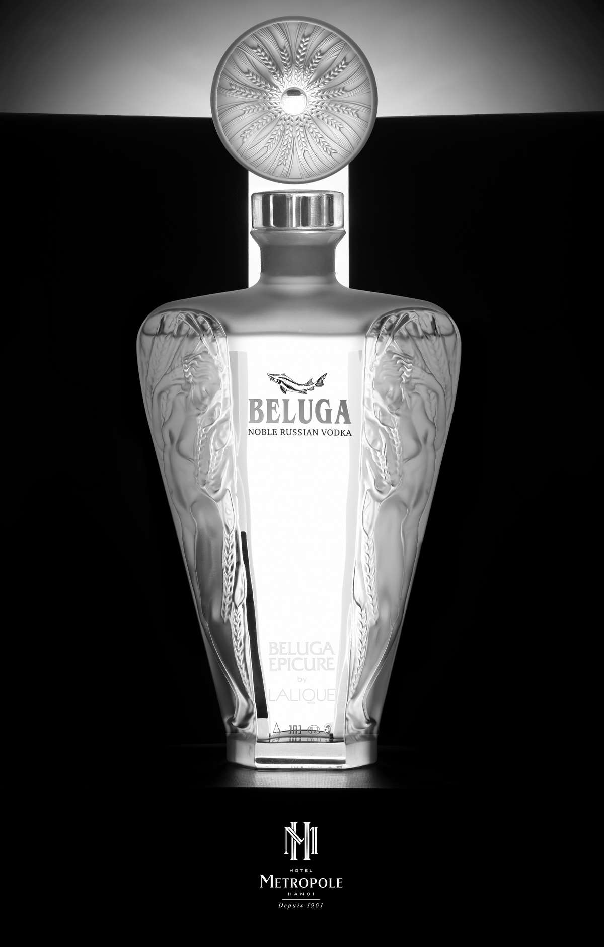 metropole-hanoi-debuts-295m-vnd-bottle-of-beluga-epicure-vodka