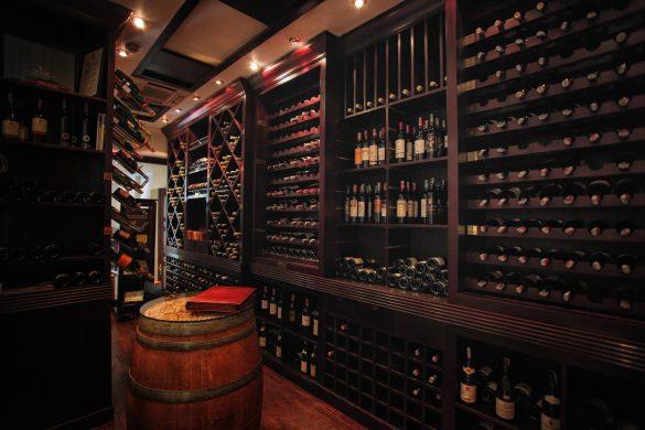 Uống rượu vang ở Hà Nội - Le Beaulieu